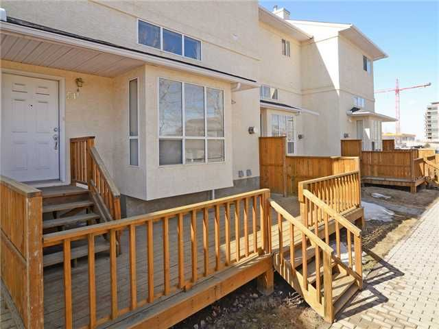 Photo 16: Photos: 51 MILLROSE Place SW in CALGARY: Millrise Townhouse for sale (Calgary)  : MLS®# C3560481