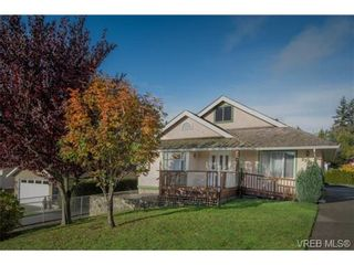 Photo 2: 2318 Francis View Dr in VICTORIA: VR View Royal House for sale (View Royal)  : MLS®# 686679