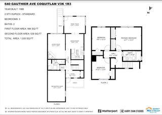 Photo 27: 640 GAUTHIER Avenue in Coquitlam: Coquitlam West 1/2 Duplex for sale : MLS®# R2576816