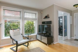 """Photo 3: 106 2588 ALDER Street in Vancouver: Fairview VW Condo for sale in """"BOLLERT PLACE"""" (Vancouver West)  : MLS®# R2014065"""