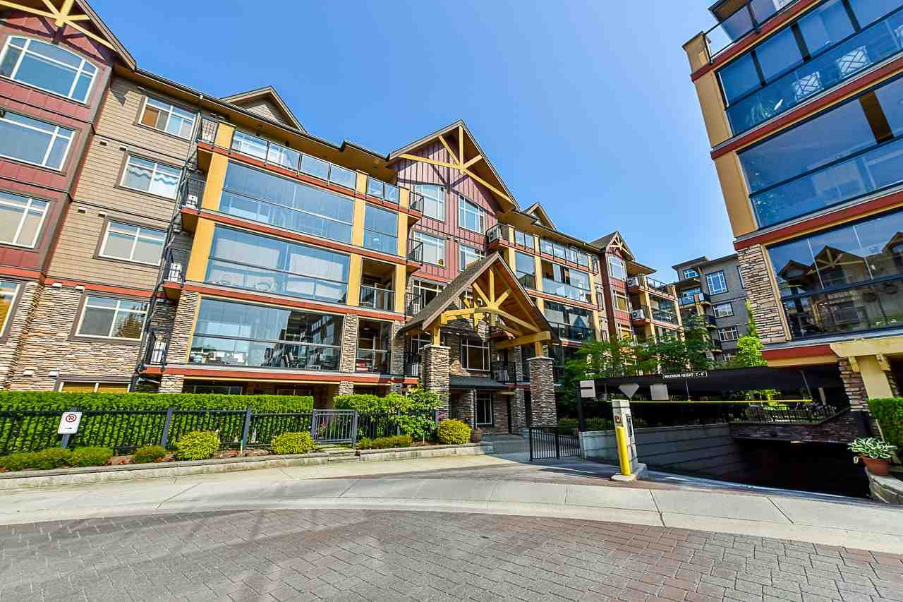 Main Photo: 487 8288 207A STREET in Langley: Willoughby Heights Condo for sale : MLS®# R2374146