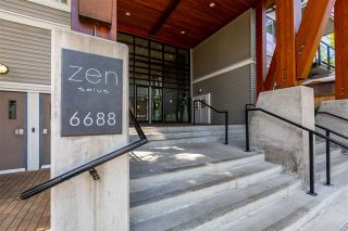 "Photo 34: 411 6688 120 Street in Surrey: West Newton Condo for sale in ""Zen at Salus"" : MLS®# R2471155"