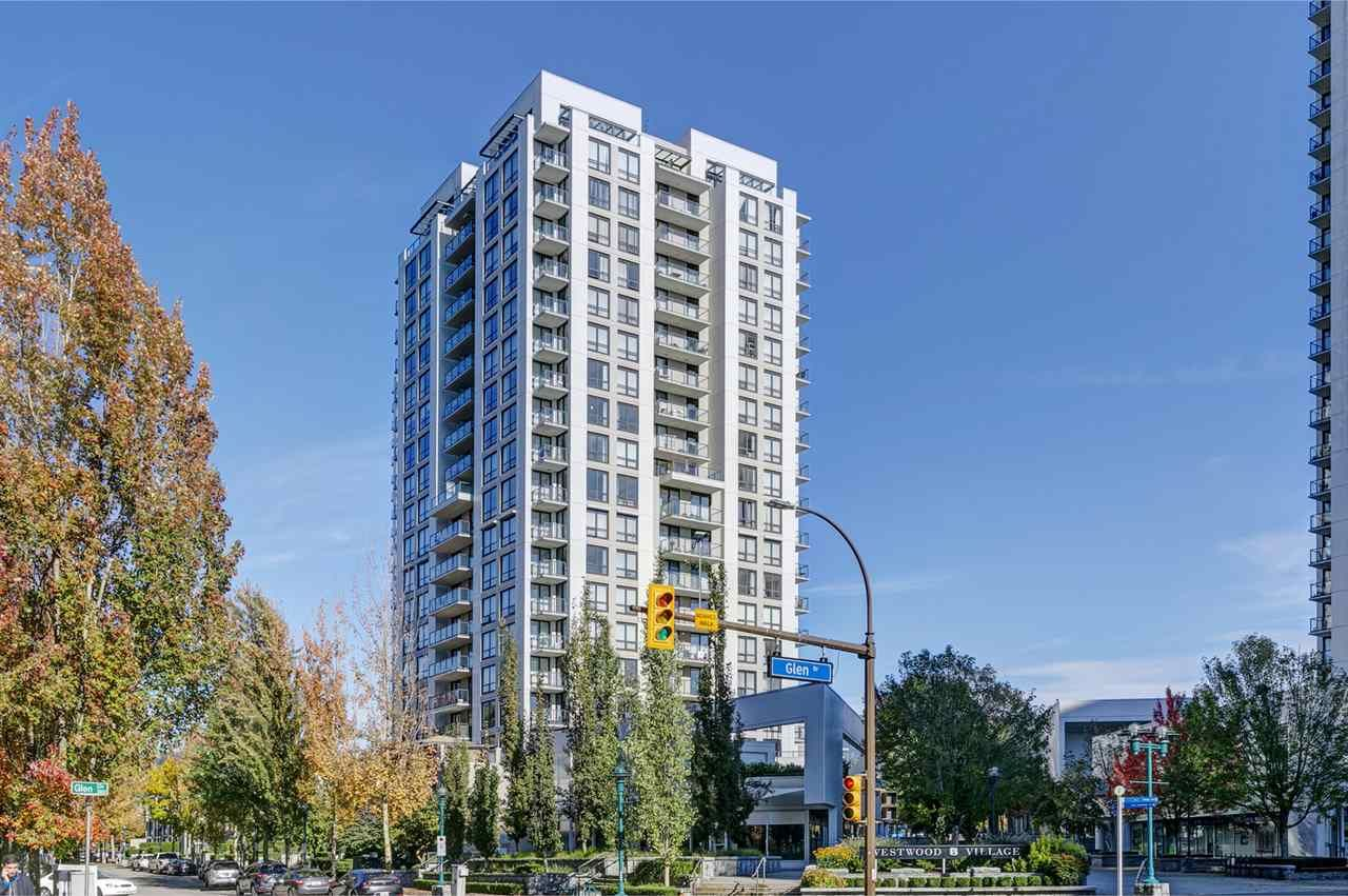 "Main Photo: 1803 1185 THE HIGH Street in Coquitlam: North Coquitlam Condo for sale in ""Claremont"" : MLS®# R2529349"