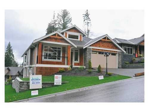 Main Photo: 14 13210 SHOESMITH Crescent in Maple Ridge: Silver Valley Home for sale ()  : MLS®# V885506