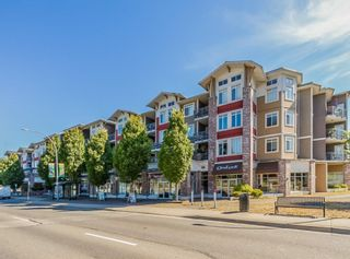Photo 1: 421 12350 Harris Road in Pitt Meadows: Mid Meadows Condo for sale : MLS®# R2438506