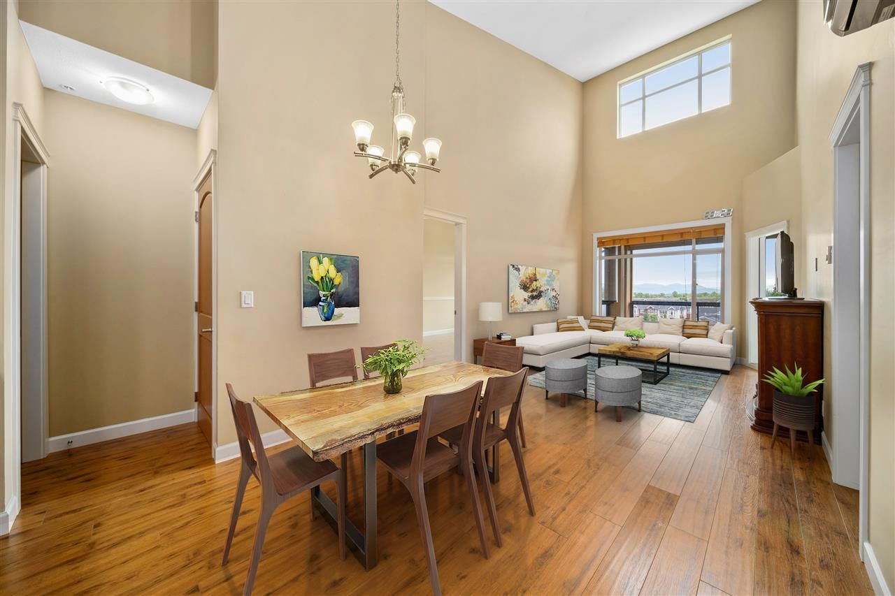 """Main Photo: 614 8067 207 Street in Langley: Willoughby Heights Condo for sale in """"Yorkson Parkside I"""" : MLS®# R2469716"""