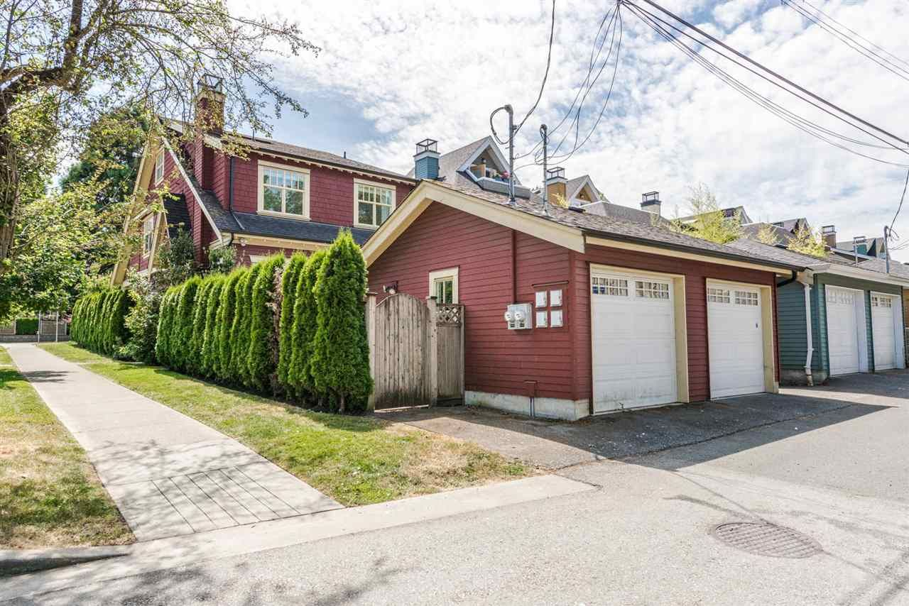 """Photo 18: Photos: 3175 YUKON Street in Vancouver: Mount Pleasant VW 1/2 Duplex for sale in """"Heritage at Cambie Village"""" (Vancouver West)  : MLS®# R2189433"""