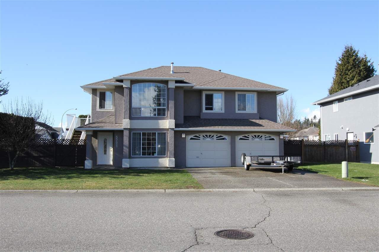 Main Photo: 5721 CANTERBURY Drive in Chilliwack: Vedder S Watson-Promontory House for sale (Sardis)  : MLS®# R2539682