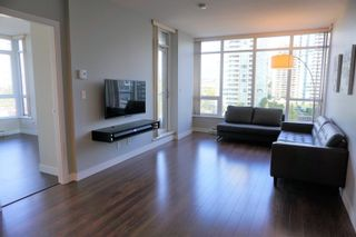 """Photo 2: 1007 2077 ROSSER Avenue in Burnaby: Brentwood Park Condo for sale in """"Vantage"""" (Burnaby North)  : MLS®# R2619512"""