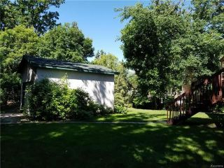 Photo 19: 115 NORTH HILL Drive in East St Paul: North Hill Park Residential for sale (3P)  : MLS®# 1816530