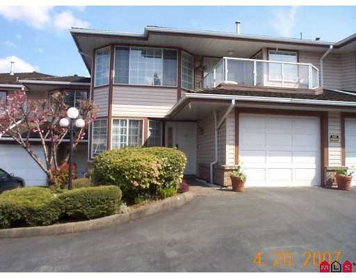 Main Photo: 11 32659 GEORGE FERGUSON Way in Abbotsford: Abbotsford West Townhouse for sale : MLS®# F2710081
