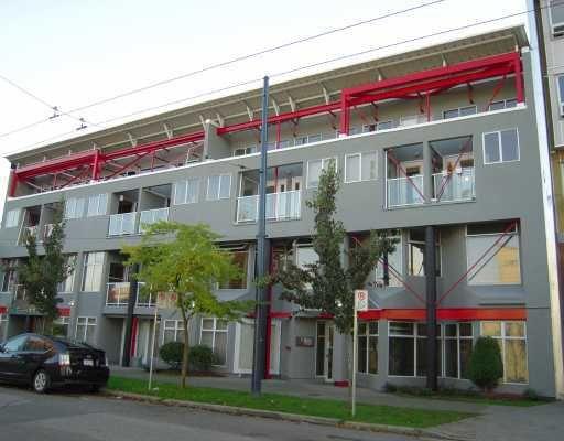 Main Photo: C5 238 10TH Ave in Studio 10: Mount Pleasant VE Home for sale ()  : MLS®# V863034