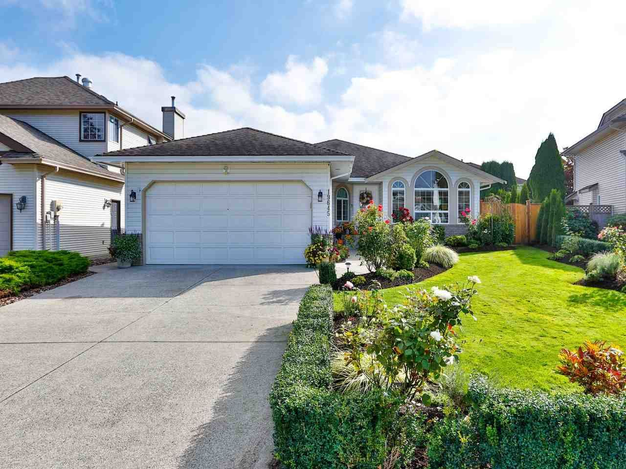 Photo 1: Photos: 19645 SOMERSET Drive in Pitt Meadows: Mid Meadows House for sale : MLS®# R2505880