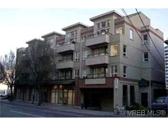 Main Photo:  in VICTORIA: Vi Downtown Condo for sale (Victoria)  : MLS®# 400417