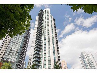 """Photo 16: 1905 501 PACIFIC Street in Vancouver: Downtown VW Condo for sale in """"The 501"""" (Vancouver West)  : MLS®# V1071377"""