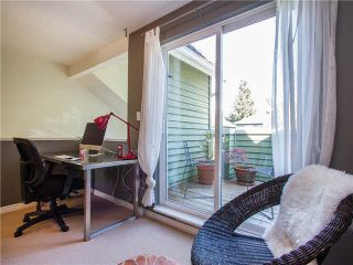 """Photo 18: 1625 MCLEAN Drive in Vancouver: Grandview VE Townhouse for sale in """"COBB HILL"""" (Vancouver East)  : MLS®# V1116697"""