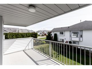"""Photo 19: 8 33922 KING Road in Abbotsford: Poplar Townhouse for sale in """"Kingsview Estates"""" : MLS®# R2358712"""