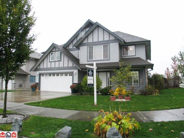 Main Photo: 3106 BRAKEMAN Street in Abbotsford: Aberdeen House for sale : MLS®# F1026538