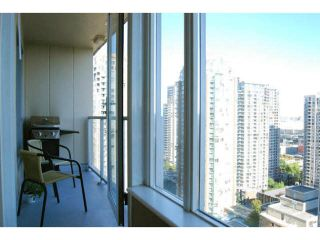 """Photo 6: 2205 1001 RICHARDS Street in Vancouver: Downtown VW Condo for sale in """"MIRO"""" (Vancouver West)  : MLS®# V1084567"""