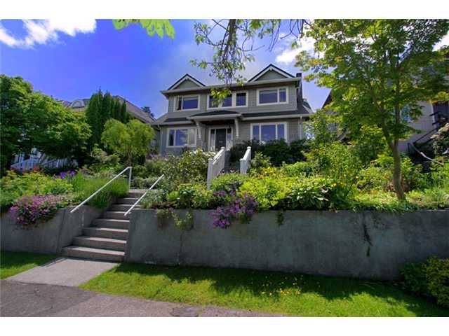 Main Photo: 1936 W 35TH Avenue in Vancouver: Quilchena House  (Vancouver West)  : MLS®# V836557