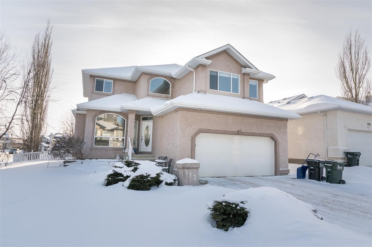Main Photo: 113 Heritage Terrace: Sherwood Park House for sale : MLS®# E4228854