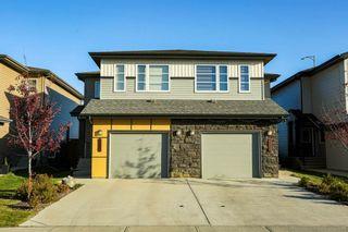 Photo 1: 2590 CASEY Way in Edmonton: Zone 55 House Half Duplex for sale : MLS®# E4227673