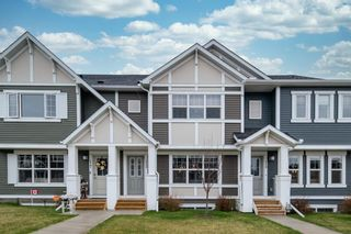 Photo 1: 123 BAYSPRINGS Terrace SW: Airdrie Row/Townhouse for sale : MLS®# C4297144