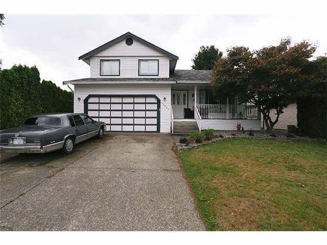 Main Photo: 12091 IRVING Street in Maple Ridge: Northwest Maple Ridge House for sale : MLS®# V1142210
