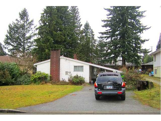 Main Photo: 1687 SMITH Avenue in Coquitlam: Central Coquitlam House for sale : MLS®# V929351