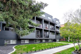 Main Photo: 8 515 18 Avenue SW in Calgary: Cliff Bungalow Apartment for sale : MLS®# A1117103