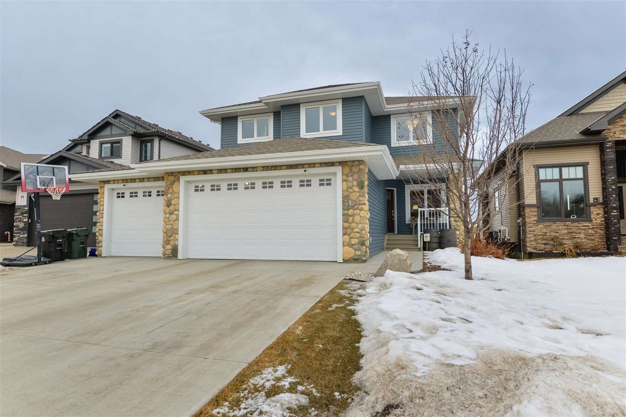 Main Photo: 41 DANFIELD Place: Spruce Grove House for sale : MLS®# E4231920