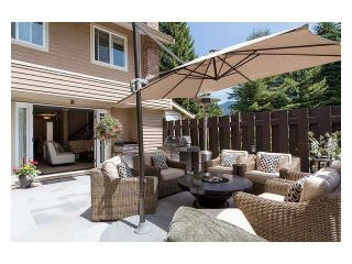 """Photo 16: 4687 HOSKINS Road in North Vancouver: Lynn Valley Townhouse for sale in """"Yorkwood Hills"""" : MLS®# V1130189"""
