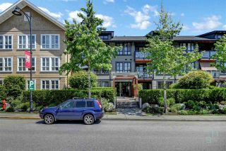 """Main Photo: 202 23285 BILLY BROWN Road in Langley: Fort Langley Condo for sale in """"VILLAGE AT BEDFORD LANDING"""" : MLS®# R2584614"""