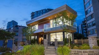 Main Photo: 2175 ARGYLE Avenue in West Vancouver: Dundarave Townhouse for sale : MLS®# R2597725