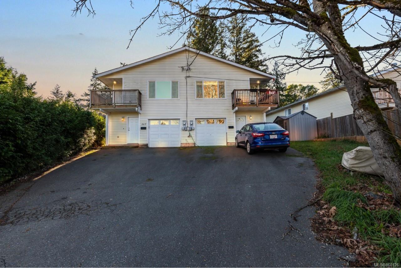 Main Photo: 367 Kislingbury Lane in : VR Six Mile Half Duplex for sale (View Royal)  : MLS®# 860126