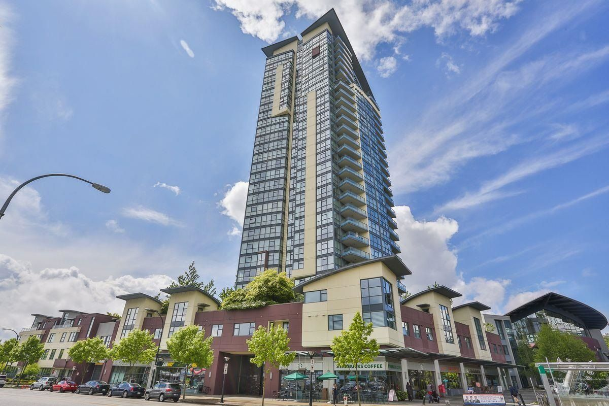 Main Photo: 302 2225 HOLDOM Avenue in Burnaby: Central BN Townhouse for sale (Burnaby North)  : MLS®# R2603908