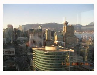 """Photo 4: 3606 602 CITADEL PARADE BB in Vancouver: Downtown VW Condo for sale in """"SPECTRUM"""" (Vancouver West)  : MLS®# V689482"""