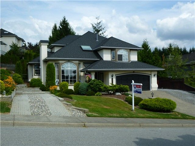 Main Photo: 1533 SALAL CR in Coquitlam: Westwood Plateau House for sale : MLS®# V1022054