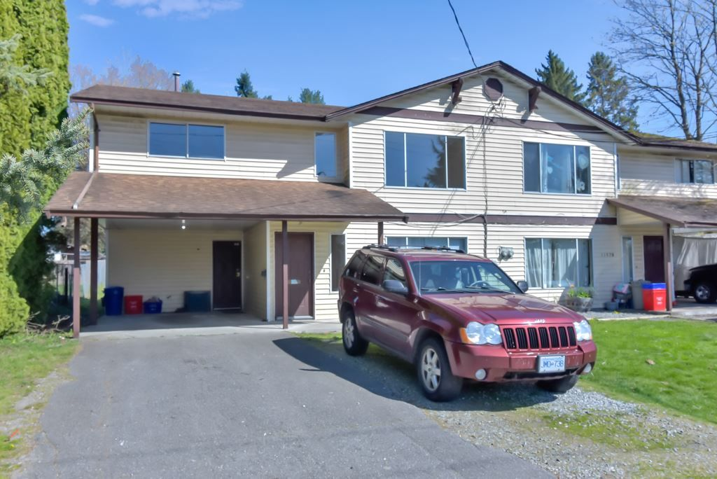 Main Photo: 11584 203 Street in Maple Ridge: Southwest Maple Ridge 1/2 Duplex for sale : MLS®# R2567336