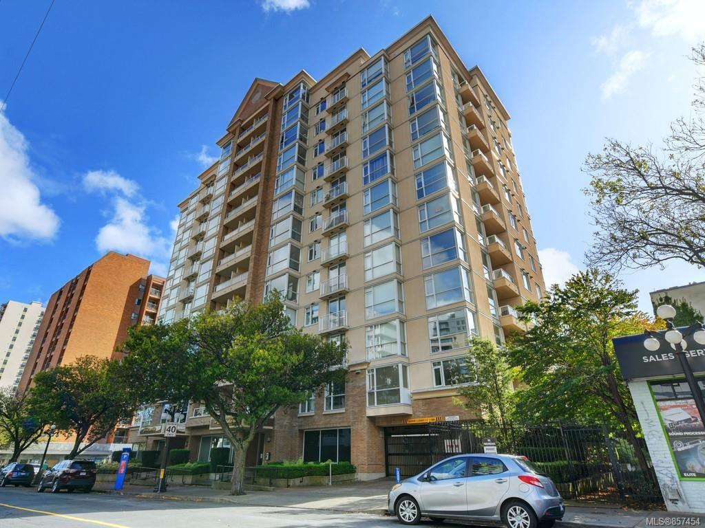 Main Photo: 610 835 View St in : Vi Downtown Condo for sale (Victoria)  : MLS®# 857454