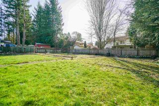 Photo 34: 21184 DEWDNEY TRUNK Road in Maple Ridge: Southwest Maple Ridge House for sale : MLS®# R2541732