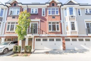 """Photo 1: 120 20738 84 Avenue in Langley: Willoughby Heights Townhouse for sale in """"YORKSON CREEK"""" : MLS®# R2099143"""