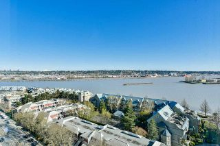 "Photo 23: 1506 1135 QUAYSIDE Drive in New Westminster: Quay Condo for sale in ""ANCHOR POINTE"" : MLS®# R2565608"