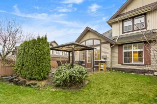 """Photo 28: 37 6577 SOUTHDOWNE Place in Chilliwack: Sardis East Vedder Rd Townhouse for sale in """"HARVEST SQUARE"""" (Sardis)  : MLS®# R2540077"""