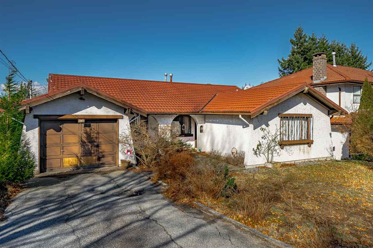Main Photo: 6131 BRANTFORD Avenue in Burnaby: Upper Deer Lake House for sale (Burnaby South)  : MLS®# R2551835