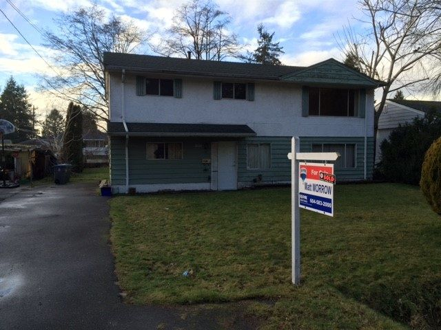 Main Photo: 10515 138A Street in Surrey: Whalley House for sale (North Surrey)  : MLS®# R2024622