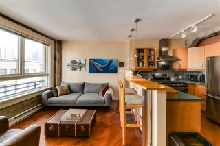 """Photo 10: 406 1216 HOMER Street in Vancouver: Yaletown Condo for sale in """"The Murchies Building"""" (Vancouver West)  : MLS®# R2581366"""