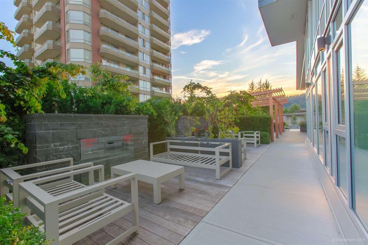"""Photo 27: Photos: 2603 520 COMO LAKE Avenue in Coquitlam: Coquitlam West Condo for sale in """"THE CROWN"""" : MLS®# R2483945"""
