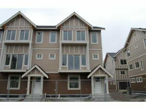 "Main Photo: 4 7489 16TH Street in Burnaby: Highgate Townhouse for sale in ""HIGHGATE PLACE"" (Burnaby South)  : MLS®# V893715"
