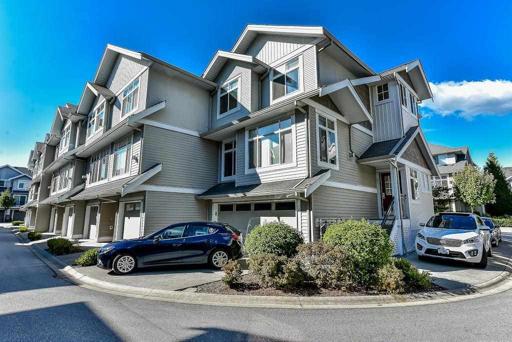 "Main Photo: 21 19330 69 Avenue in Surrey: Clayton Townhouse for sale in ""MONTEBELLO"" (Cloverdale)  : MLS®# R2110201"